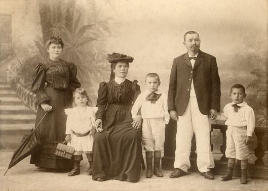 L'histoire de la famille Majoli