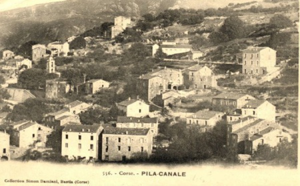 Pila Canale